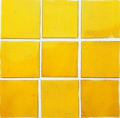 Mexican Yellow Mexican Tiles Plain Terra Firma Tiles